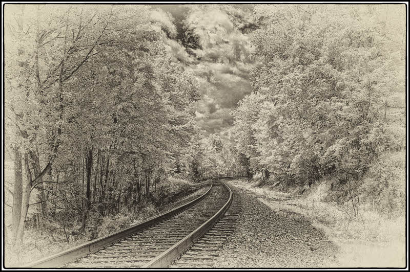 11/28/11 - Around the Bend (Infrared)