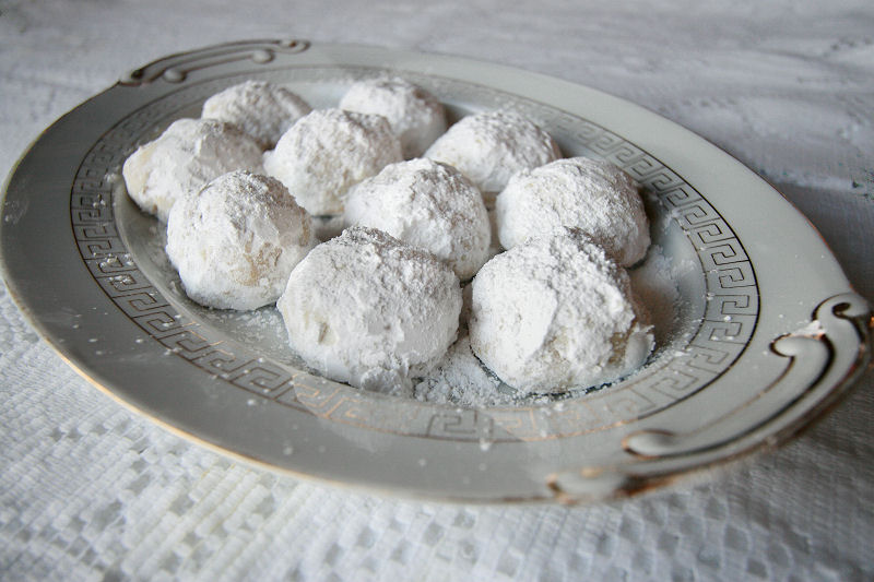 Russian Teacakes