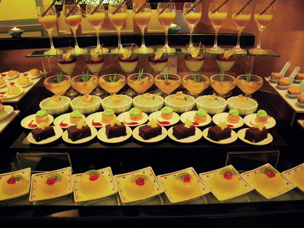 Colorful Sweet Desserts
