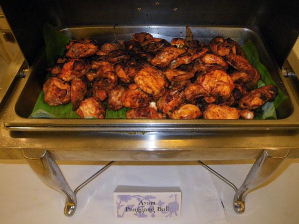 Ayan Panggang Bali
