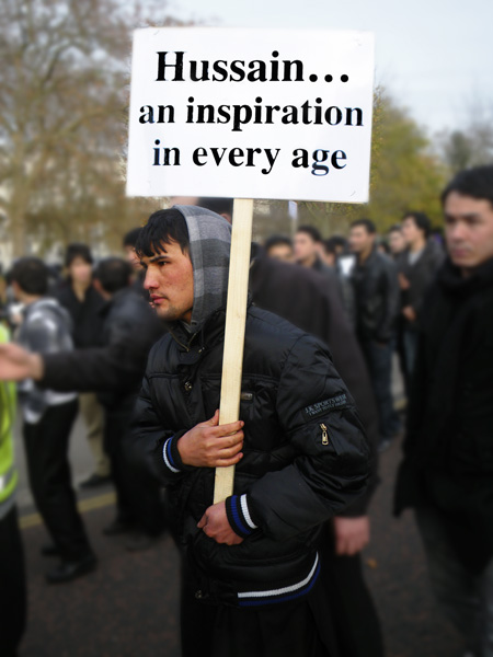 Imam Hussain, An Inspiration in every age