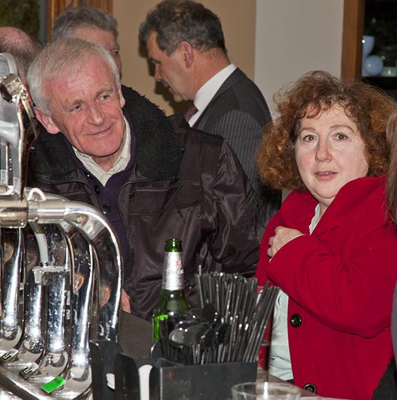Donal and Karen Pembroke