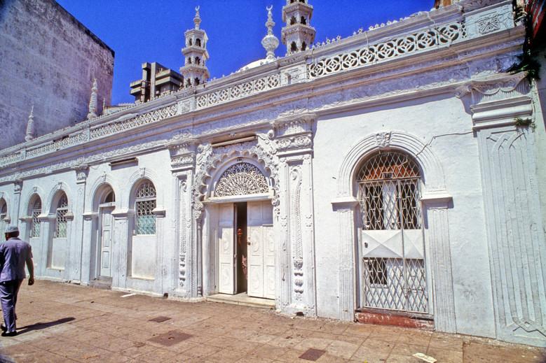 Maputos oldest Mosque