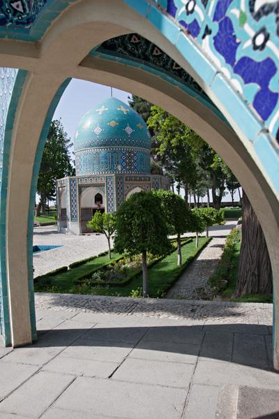 Attar Neishabouris Tomb 1/4