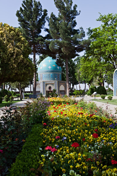 Attar Neishabouris Tomb 3/4