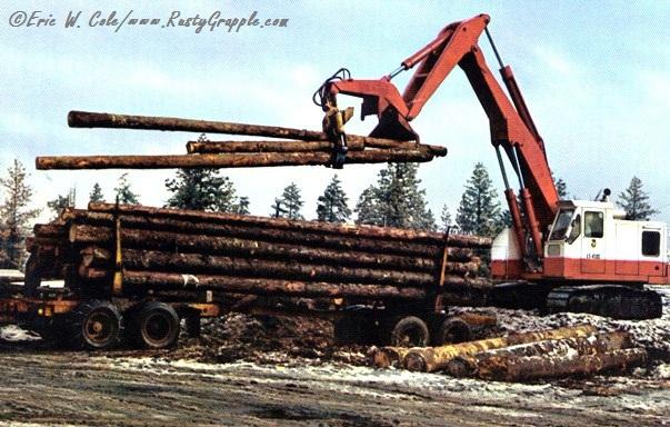 1971 Link-Belt Ad  LS-4500TL Hydraulic