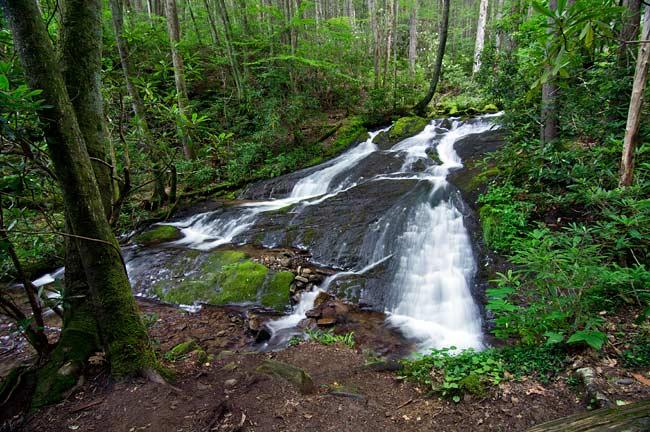Chasteen Creek Cascades 1