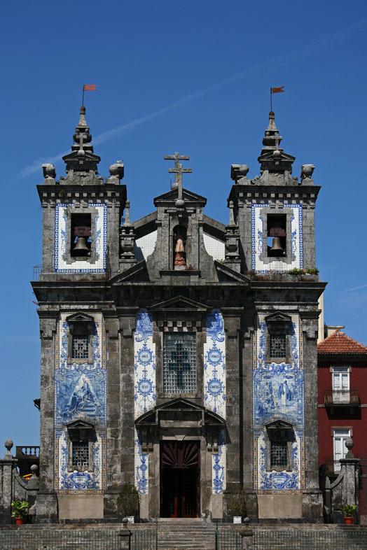 Igreja de Santa Ildefonso