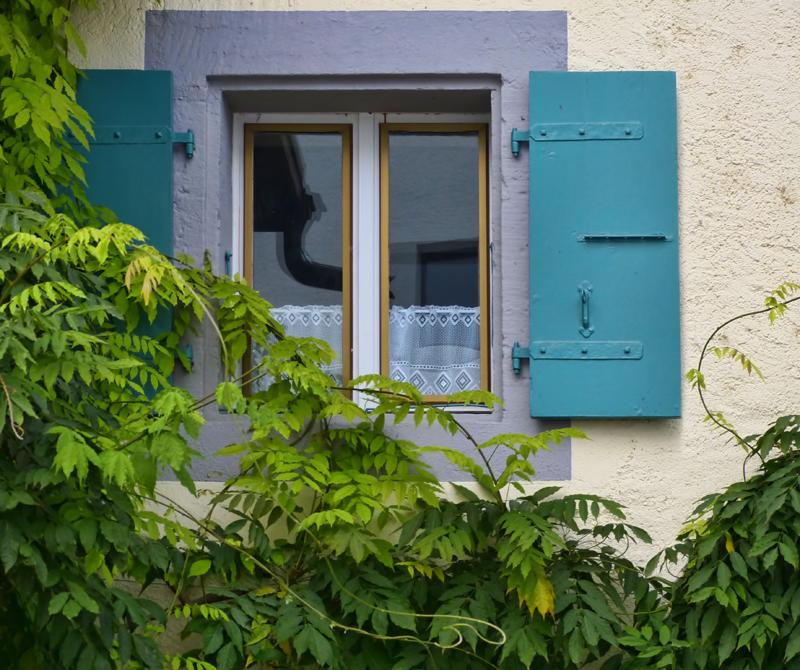 The little window which felt very shy....