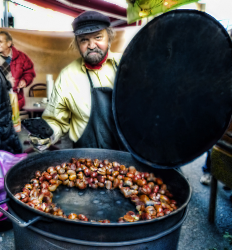Roasted chestnuts anyone?