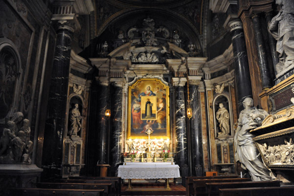 Chapel of St. Dominic, Santa Maria sopra Minerva