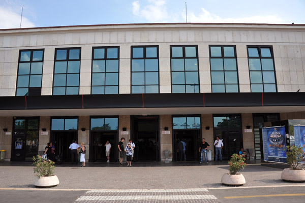 Verona Railway Station