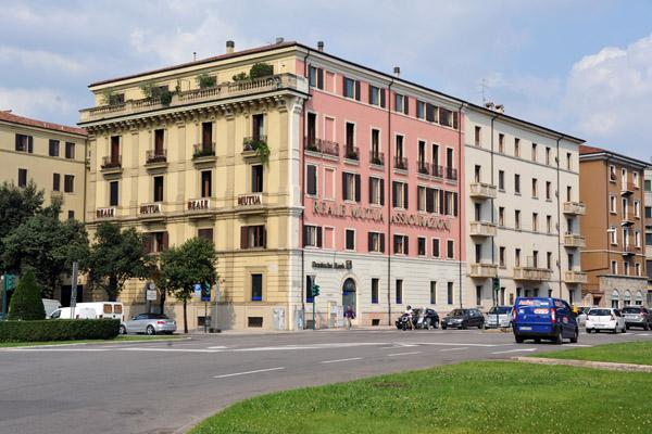 Corso Porta Nuova & Cirvonv. Raggio di Sole