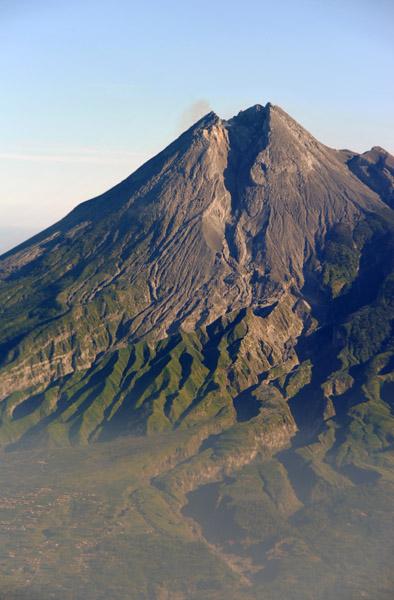 Mt. Merapi - 2930m (9613ft)