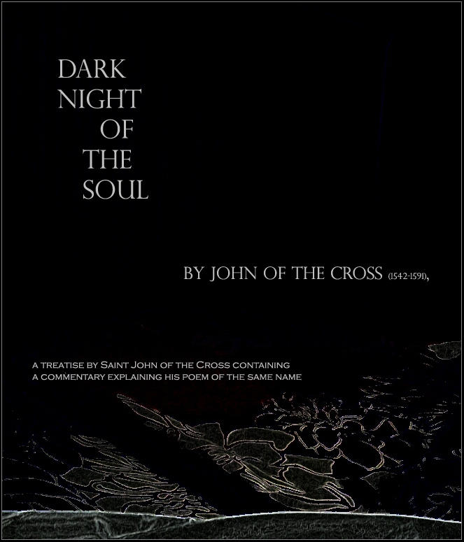 dark night of the soul The paperback of the the dark night of the soul: a psychiatrist explores the connection between darkness and spiritual growth by gerald g may at barnes.