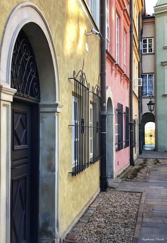Skinny home ~ Warsaw