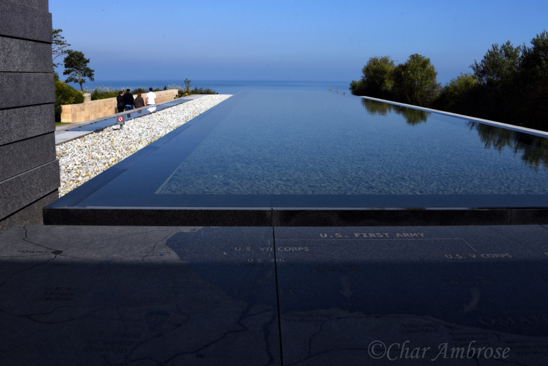 Infinity Pool at the Visitors Center