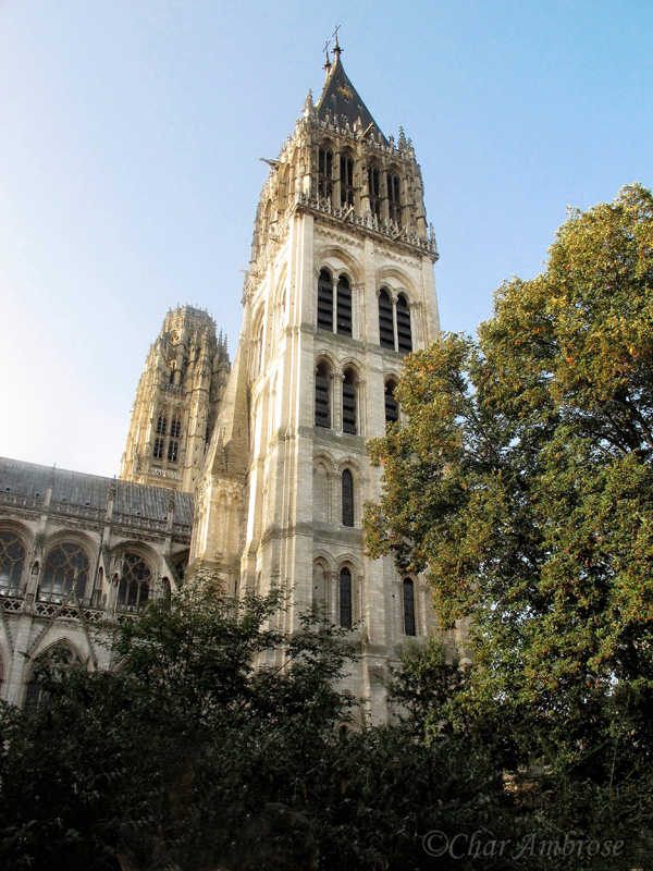 Rouens Cathedral