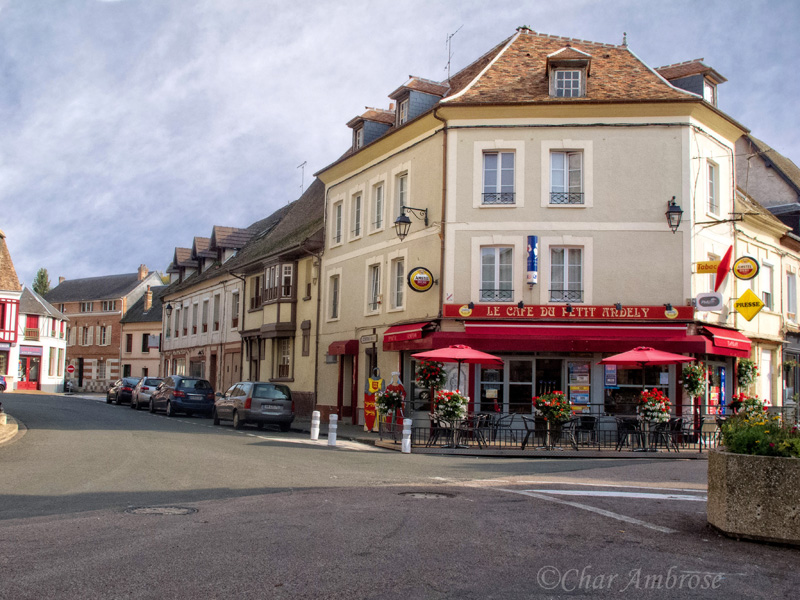 Petit Andely, Normandy