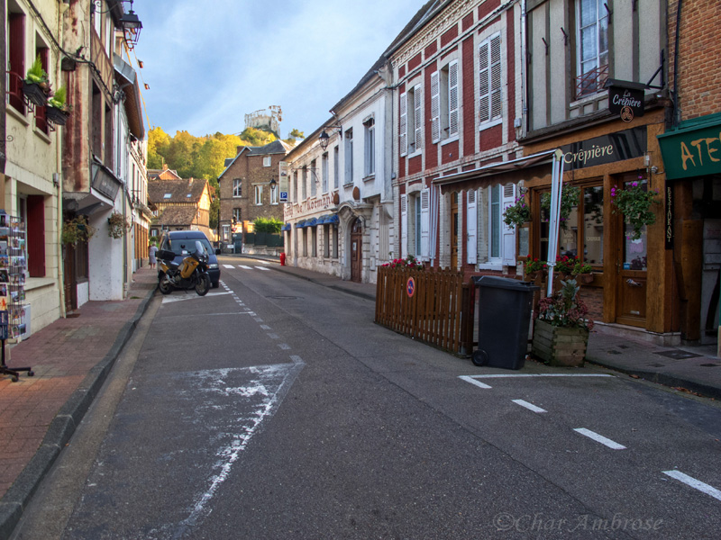 Street View in Petit Andelys