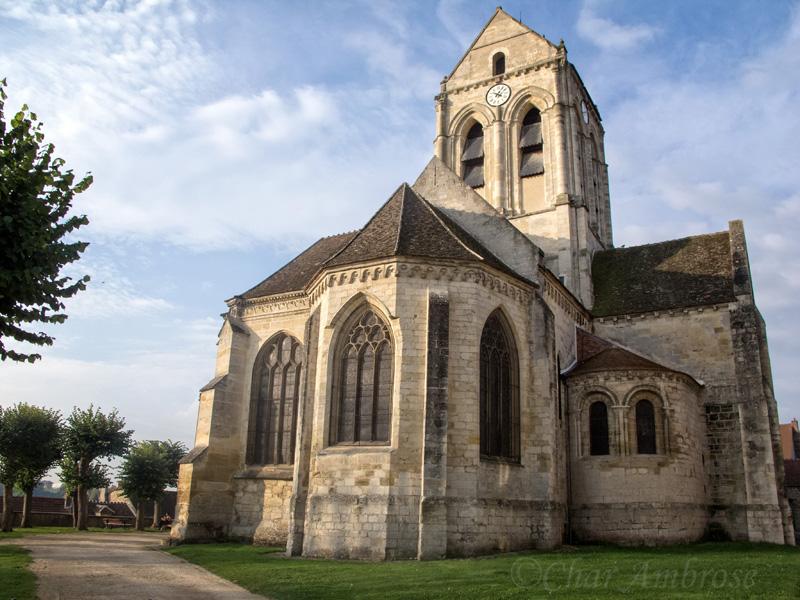 Notre Dame DAuvers