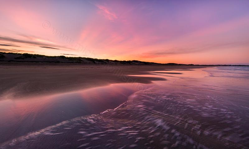 Cable Beach Sunrise Broome, 20th February 2017