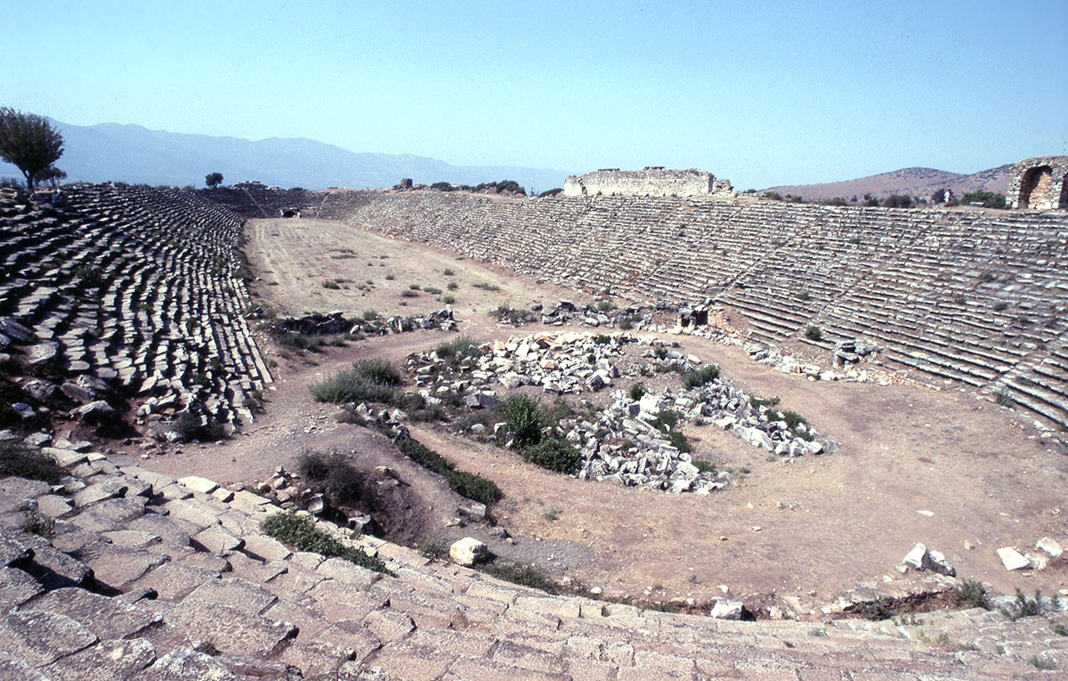 Afrodisias stadion