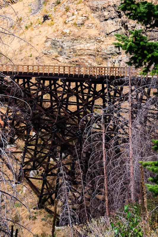Myra Canyon Trestle