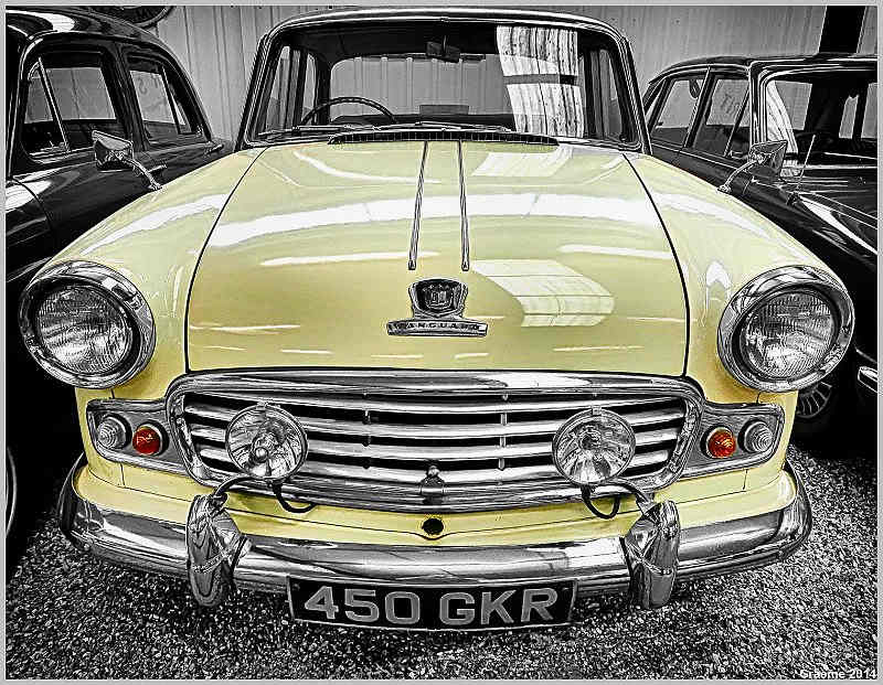 1960 Standard Vanguard photo - Graeme photos at pbase.com