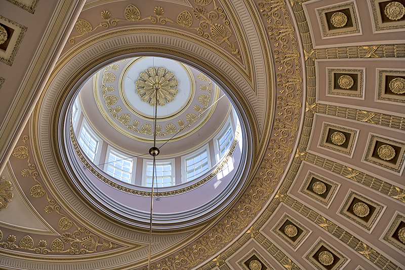 Dome, Statuary Hall