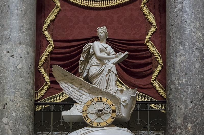 Car of History clock