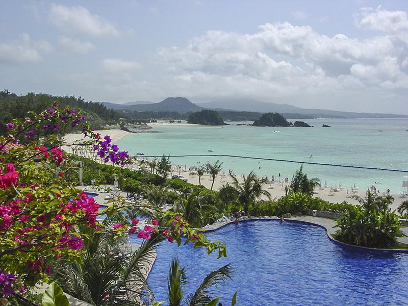 Busena resort (East China Sea side)
