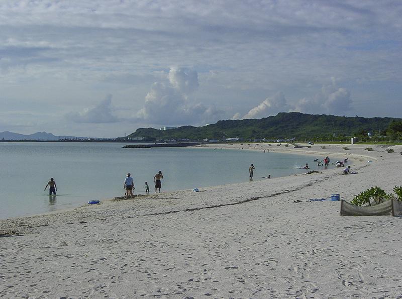 Hamahiga public beach