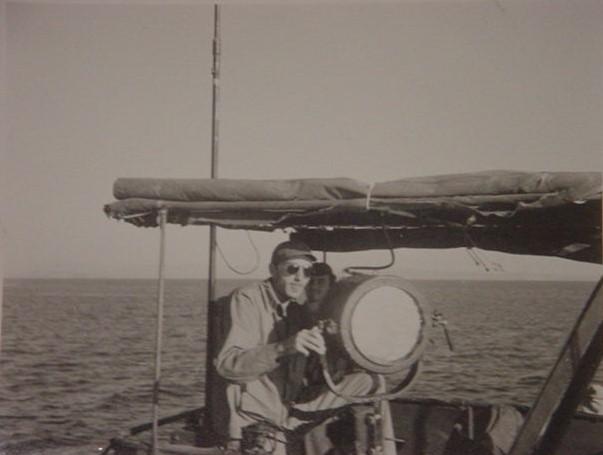 Lt JG Milton Elwyn Knapp US Navy