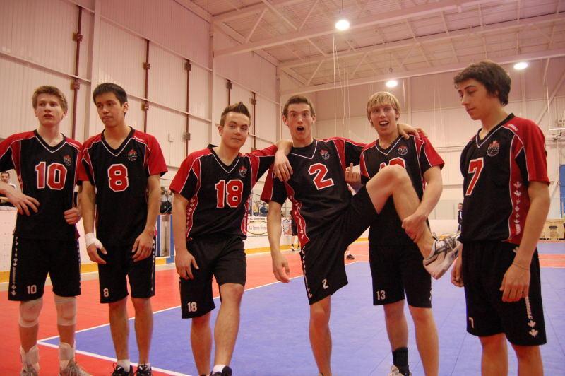 Boys 17U Black - Nationals Ottawa