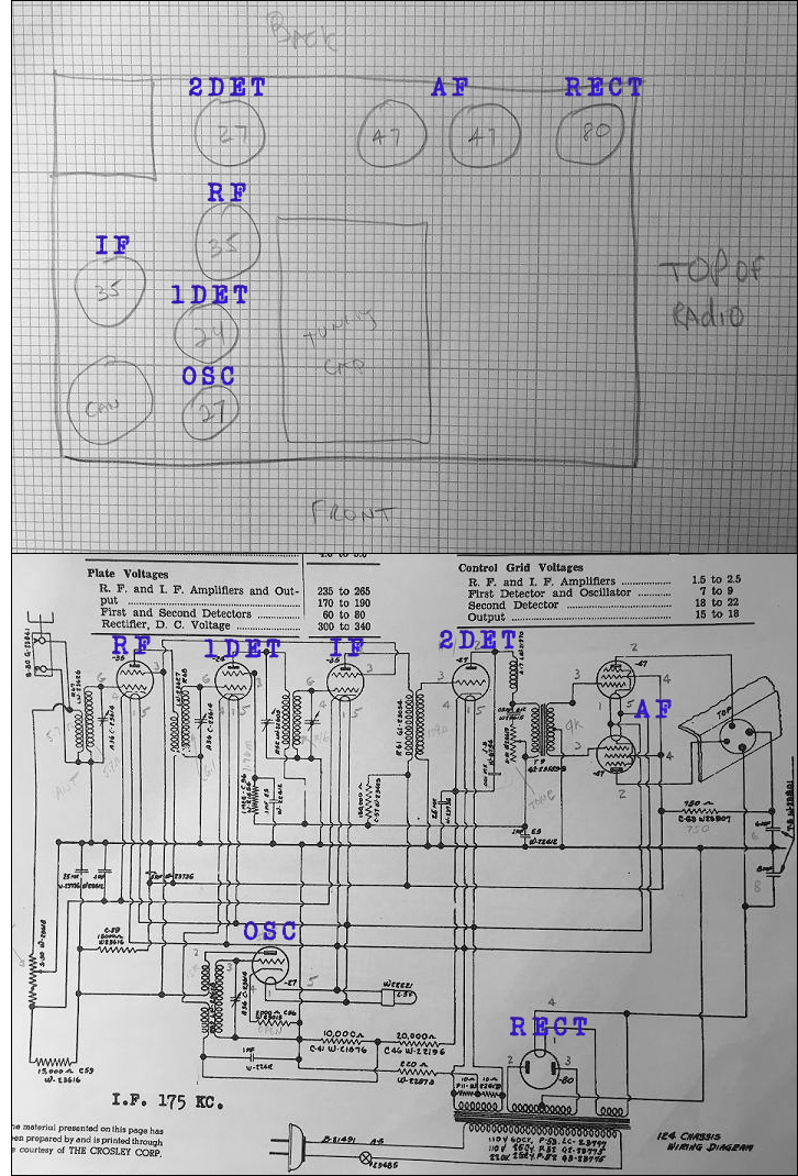 Schematic For Antique Radio further Viewtopic besides Showthread moreover  on 1970 rca radios diagrams