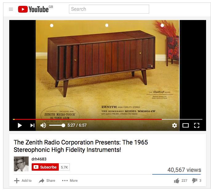 Antique Radio Forums • View topic - Need Help ID'ing 2 Stereo