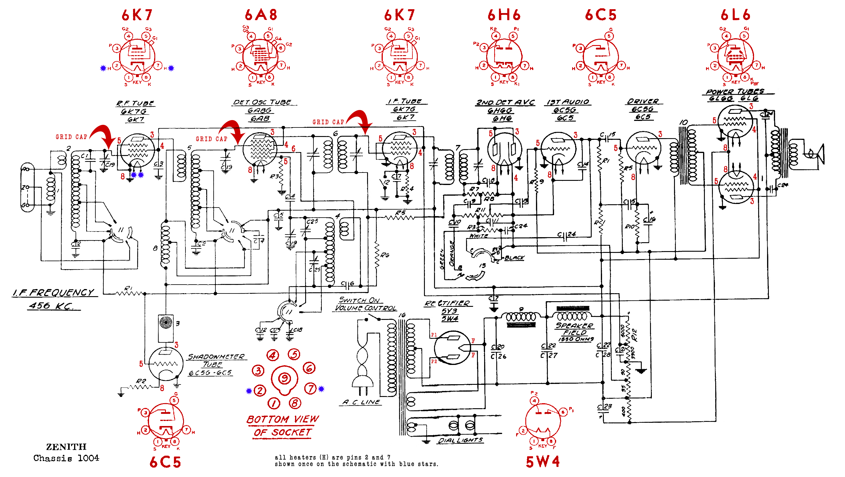 antique radio forums u2022 view topic modern style schematic for rh antiqueradios com Computer Schematic Simple Schematic