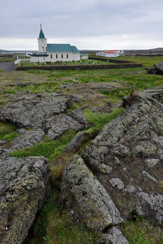 Mývatn area, Reykjahlíd