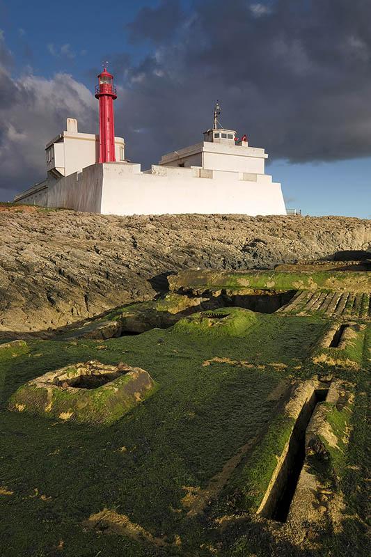 Lighthouse of Raso Cape, Portugal