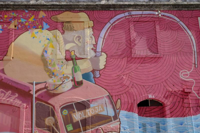 Cascais Graffiti