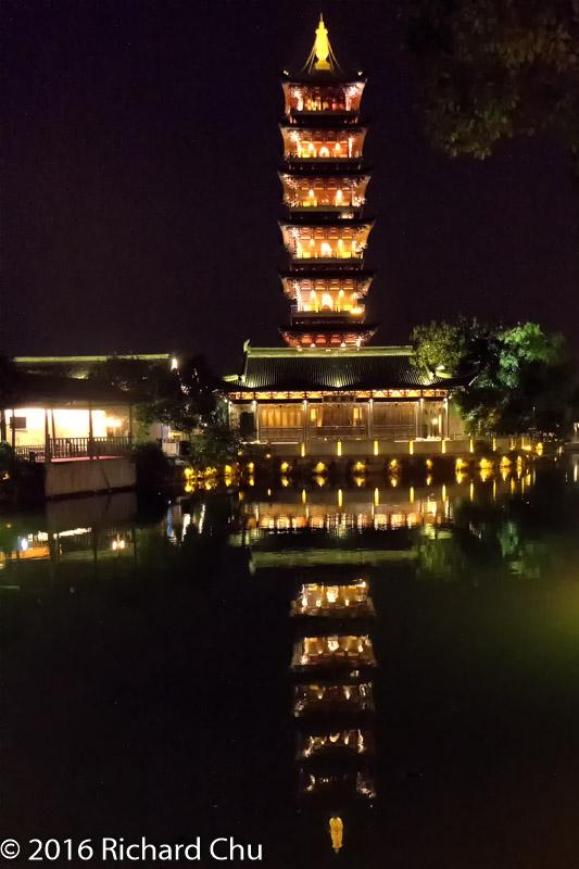 Wuzhen Pagoda 1