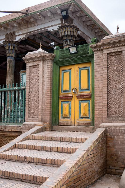 Kashgar Abakh Khoja Tomb 5