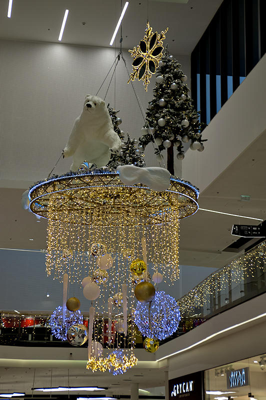 Shopping Mall Decoration