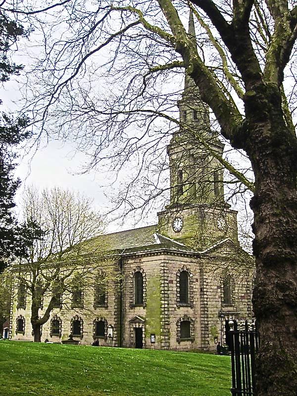 St Pauls Church, Jewellery Quarter
