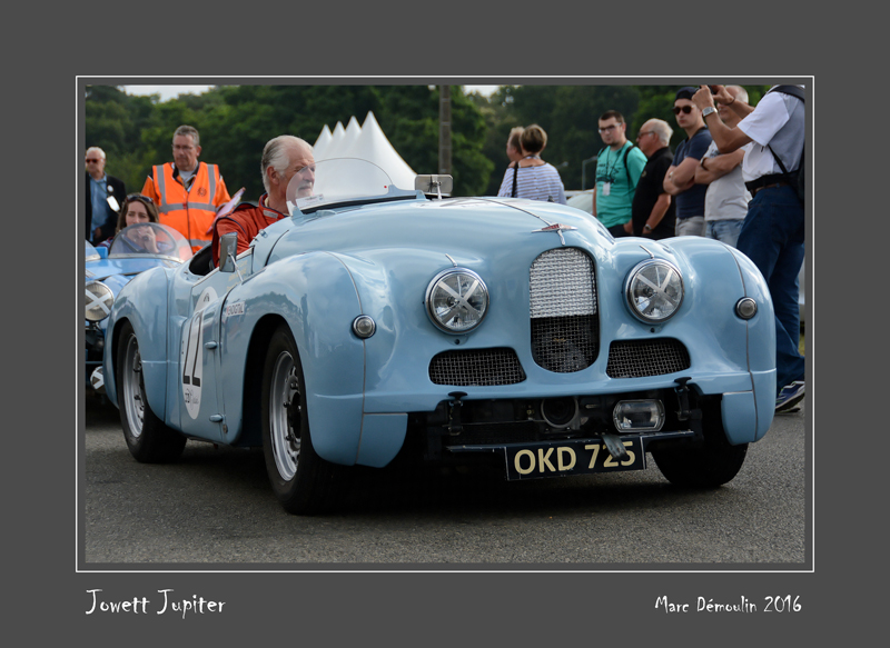 JOWETT Jupiter Le Mans - France