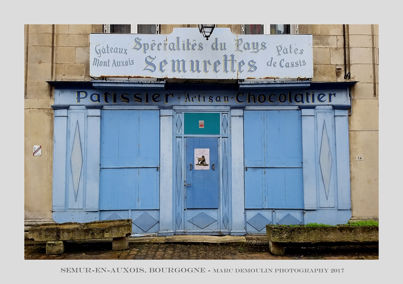Bourgogne, Semur-en-Auxois