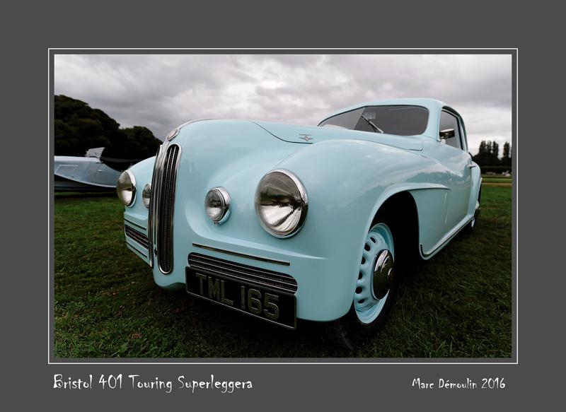 BRISTOL 401 Touring Superleggera Chantilly - France