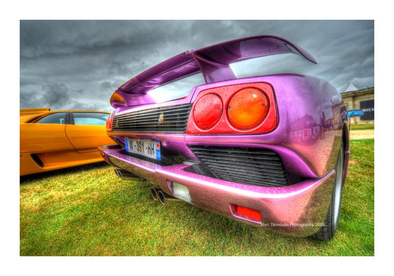 Cars HDR 302
