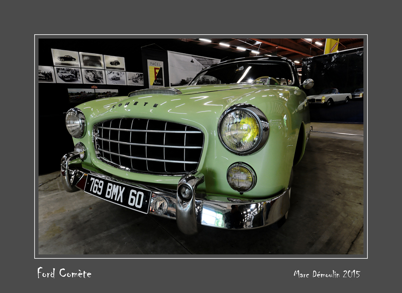 FORD Comete - Le Bourget - France